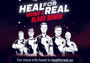 Heal for Real